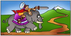 Punic Wars & Hannibal of Carthage Illustration