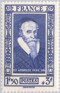Ambroise Paré (1517-1590)