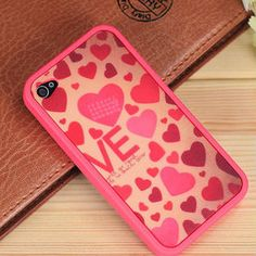 Cute Cartoon Girl Rabbit Soft Silicone Back Case For iPhone 4 4g 4s Silicon Case, With Screen Protector, Free Shipping $6.78