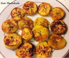 Ente Thattukada: Nendrapazham roast/ Kerala banana roast