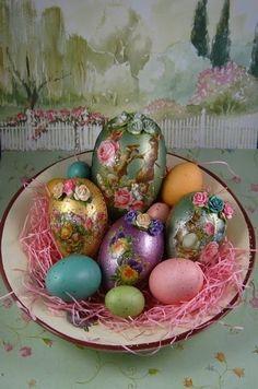 Easter eggs www.MadamPaloozaEmporium.com www.facebook.com/MadamPalooza