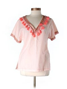 Check it out - J. Crew Short Sleeve Blouse for $26.99 on thredUP!