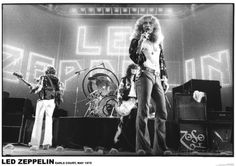Led Zeppelin – Earls Court 1975 Posters at AllPosters.com