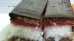 Kokosovo želatínové rezy Thing 1, Desserts, Food, Basket, Tailgate Desserts, Deserts, Essen, Postres, Meals