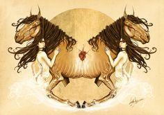 Original Symmetry by Lorena Assisi, via Behance