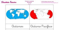 Océanos i Continentes Montessori Castellano.pdf