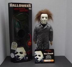 Vintage 1978 Halloween Michael Myers 18 inch Doll RIP Horror Collector Series