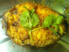 Fish coconut chilly fry Recipe by Sanghi | ifood.tv