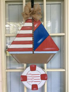 Hey, I found this really awesome Etsy listing at https://www.etsy.com/listing/242884796/sail-boat-hospital-baby-announcement