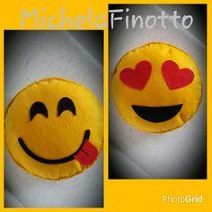 Cuscinetto smile doubleface