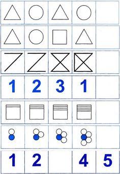 Тест Найди закономерность Numbers Preschool, Preschool Activities, Iq Kids, Logic Puzzle Games, Pattern Worksheet, 1st Grade Math Worksheets, Gernal Knowledge, Homeschool Kindergarten, Scientific Method
