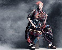 Vogue Germany april 2015  Zensucht  model: Vanessa Moody photographer: Luigi + Iango stylist: Christiane Arp hair: Luigi Murenu make-up: Karim Rahman manicure: Typhaine Kersual