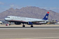 N552UW US Airways 2011 Airbus A321-231 - cn 4957