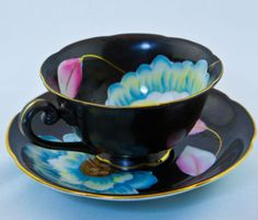 PRINCESS China from Occupied Japan - Teacup and Saucer