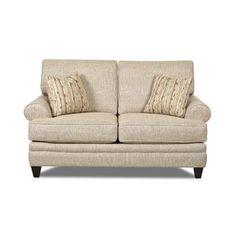 Klaussner Living Room Argos Sofa E20300 S Home Furnishings Asheboro North Carolina Fabric Upholstery Pinterest