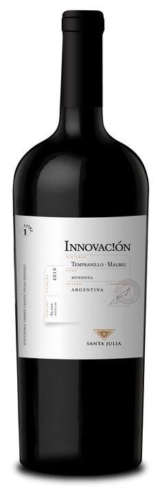 Food & Wine Pick: Santa Julia Innovacion from Argentina, Malbec Trempranillo, $10 @ Whole Foods
