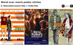 Working On Your Next Movie Poster? Learn From the Posters That Trended the Most in 2011