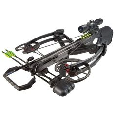 Barnett Vengance Crossbow Ultralight and super strong with excellent balance the new Vengeance is the first reverse limb crossbow to have a shoot