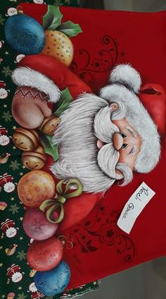 Merry Christmas Wishes, Christmas Love, Christmas Pictures, Christmas Crafts, Christmas Decorations, Christmas Ornaments, Tole Painting Patterns, Pintura Country, Country Paintings