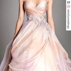 #repost @strictlyweddings with @repostapp.  So much love for @lazarobridal sherbet gown! #lazarobridal #ballgown #tulleontulleontulle #jlmcouture #weddingseason #couture #hautecouture #2016brides #amazing #hautecouture #wedding #weddinggown #weddingdress #weddinginspiration #bridal #bridalgown #bridaldress #bridaldesigner #bridalfashion #bridaltrends #vibes #pink #pinkwedding #hautecouture #luxurywedding #bridaldesigner #weddinginspiration by denaelarocque