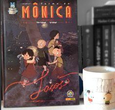 Turma da Mônica MSP Graphic Novel!