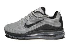 mens nike air max 2018 elite grey green