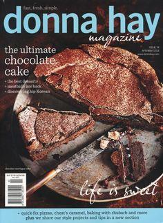 Donna Hay Magazine, Apr/May 2014 (