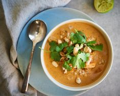Thai curry is all about layering flavours like coconut milk, red curry paste and chicken, slow cooked to create a satisfying and comforting meal.