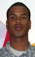 Honoring Army Pfc Joe L Baines, died in Iraq. Honor him so he is not forgotten. American Freedom, American Pride, Afghanistan War, Iraq War, Navy Corpsman, Fort Hood, Famous Pictures, Fallen Heroes, Military Families