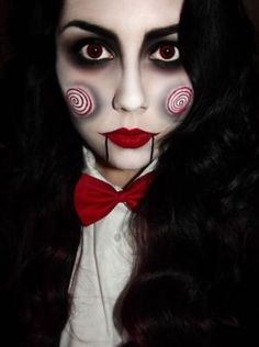 Scary Mime