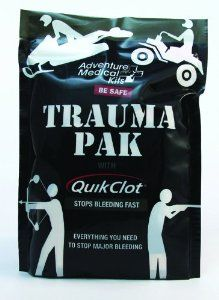 Adventure Medical Kits Trauma Packwith QuikClot