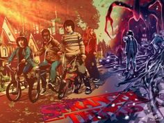 Stranger Things' by Alexander Wells,
