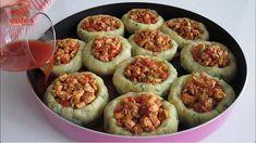 PATATES HIC BU KADAR LEZZETLI OLMAMISTI: PÜRELİ SOTE. LEZZET BOMBASI. BAĞIMLILIK YAPAR. ANAYEMEK - YouTube Potato Snacks, Potato Dishes, Potato Recipes, Chicken Recipes, Lebanese Recipes, Indian Food Recipes, Ethnic Recipes, My Favorite Food, Favorite Recipes