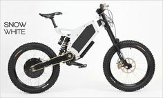 Bomber Electric Bike