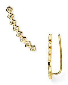 Gorjana Ryder Shimmer Ear Cuffs | Bloomingdale's