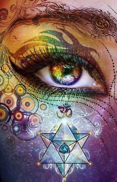 Looking Beyond Ourselves and seeing the beauty in all things, Realizing we are all connected. Is pure Magic.