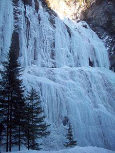 Serrai di Sottoguda. Dolomites, Italia