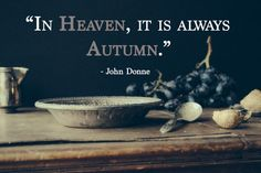 Lace & Lilacs » lovely little quotes & a story for your friday afternoon: the autumn edition