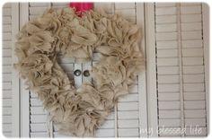 DIY Valentine's Day Wreaths | Learnist