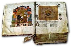 In 1844 the Codex Sinaiticus, a version of the Bible from the 4th century was found at St. Catherine's (Sinai, Egypt)