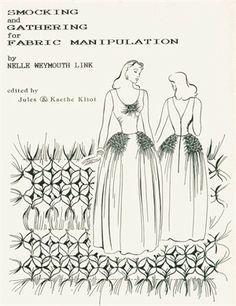 Smocking and Gathering for Fabric Manipulation