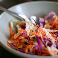 ... - Coleslaw on Pinterest | Coleslaw, Cole slaw and Coleslaw recipes