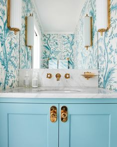 Bathroom Remodel Idea, tricks, and resource with respect to receiving the greatest outcome and al. Idea, tricks, and resource with respect to receiving the greatest outcome and also creating the optimum perusal of Inexpensive Bathroom Remodel White Bathroom, Blue Bathrooms, Wallpaper For Small Bathrooms, Guys Bathroom, Better Bathrooms, Bathroom Green, Boho Bathroom, Bathroom Wallpaper, Downstairs Bathroom
