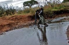 Making of >> Η σκηνοθέτης μας Βίκυ Βελλοπούλου.     Φωτογραφία: Vicky Markolefa/ActionAid