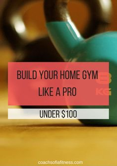 8 Reasons why you should be working out at home today. Let me show you how I build my living room gym for under $100 and how you can do it to and get into the best shape of your life. No more excuses to not workout ;)
