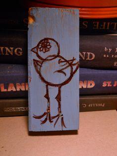 My little bird drawing =)