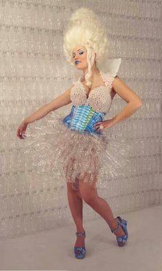 Plastic Bottle Dress