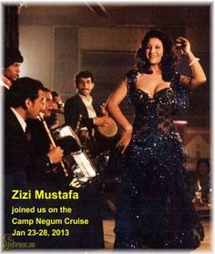 Dancing to Live Music - Exploring the Essence.  By Safaa Farid, translation by Leila Farid.  On the pic: Zizi Mustafa Dance News, Tribal Fusion, Live Music, Exploring, Dancing, Dance, Explore, Research, Study