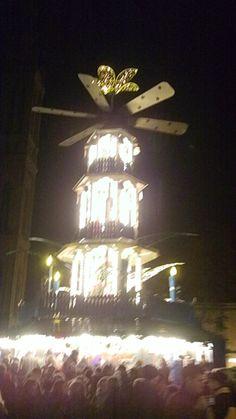 Weisbadden, Germany Christmas Market Dec 2010