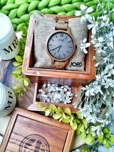 touch that linked photo for the chance to get $100 off one of their amazing wooden watches, and even if you can't cup that $100 you can get a $25 gift code to use on jordwatches site